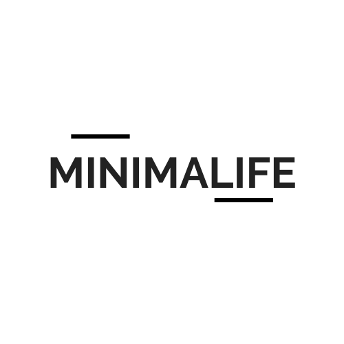 MINIMALIFE - Meaning My Life